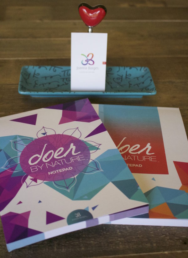 Doer by Nature NotePads