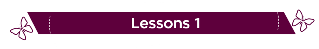 Doer Lessons 1 Morado