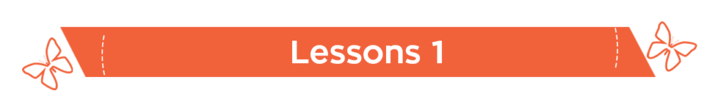 Doer Lessons 1 Naranja