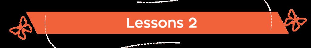 Doer Lessons 2 Naranja