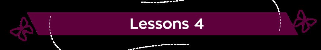 Doer Lessons 4 Morado
